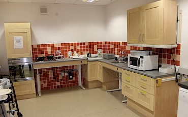 The Demonstration Kitchen